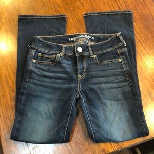 American Eagle kick boot jeans 4